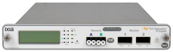 IPA-50SR5-XFP 10G ファイバ ポートアグリゲータ・タップ Ixia | A Keysight Business