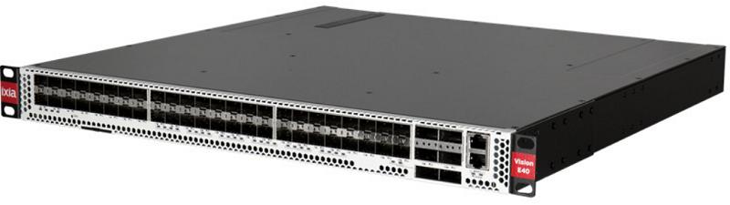 Vision Edge 40 ネットワークパケットブローカー(NPB) Ixia | A Keysight Business