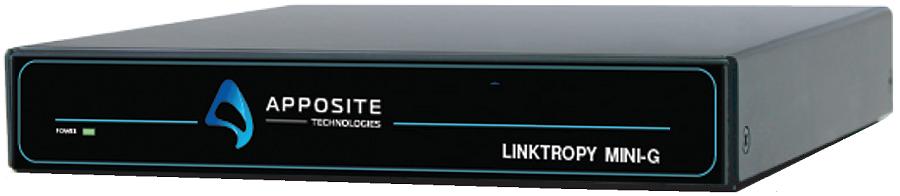 Linktropy Mini-G WANエミュレータ|Apposite Technology