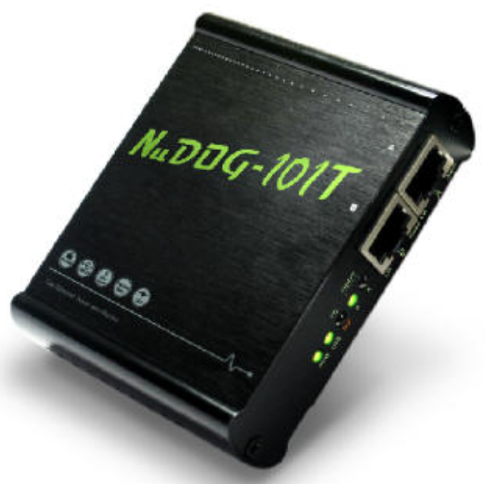 NuDOG-101T ネットワークトラフィックジェネレータ Xtramus Technologies